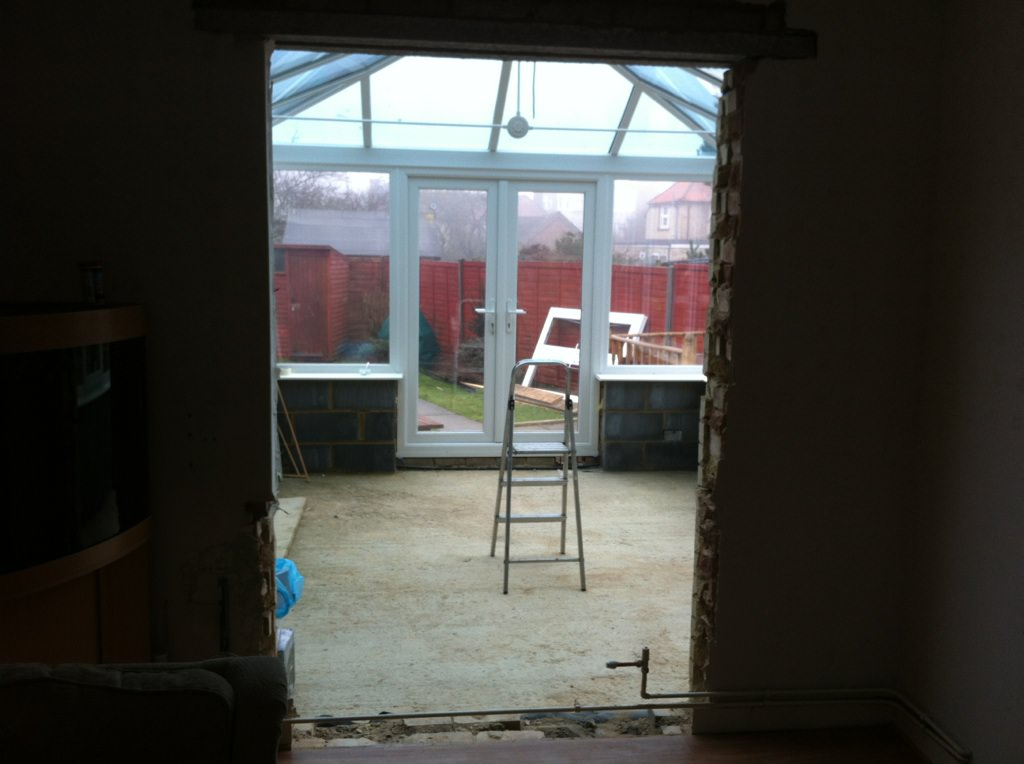 Conservatories In Huntingdon A Case Study Apple Windows