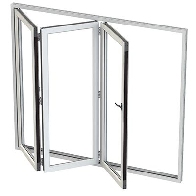Replacement Aluminium Bifold Doors