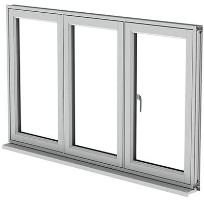 Replacement Dual Rebate Flush Sash Windows